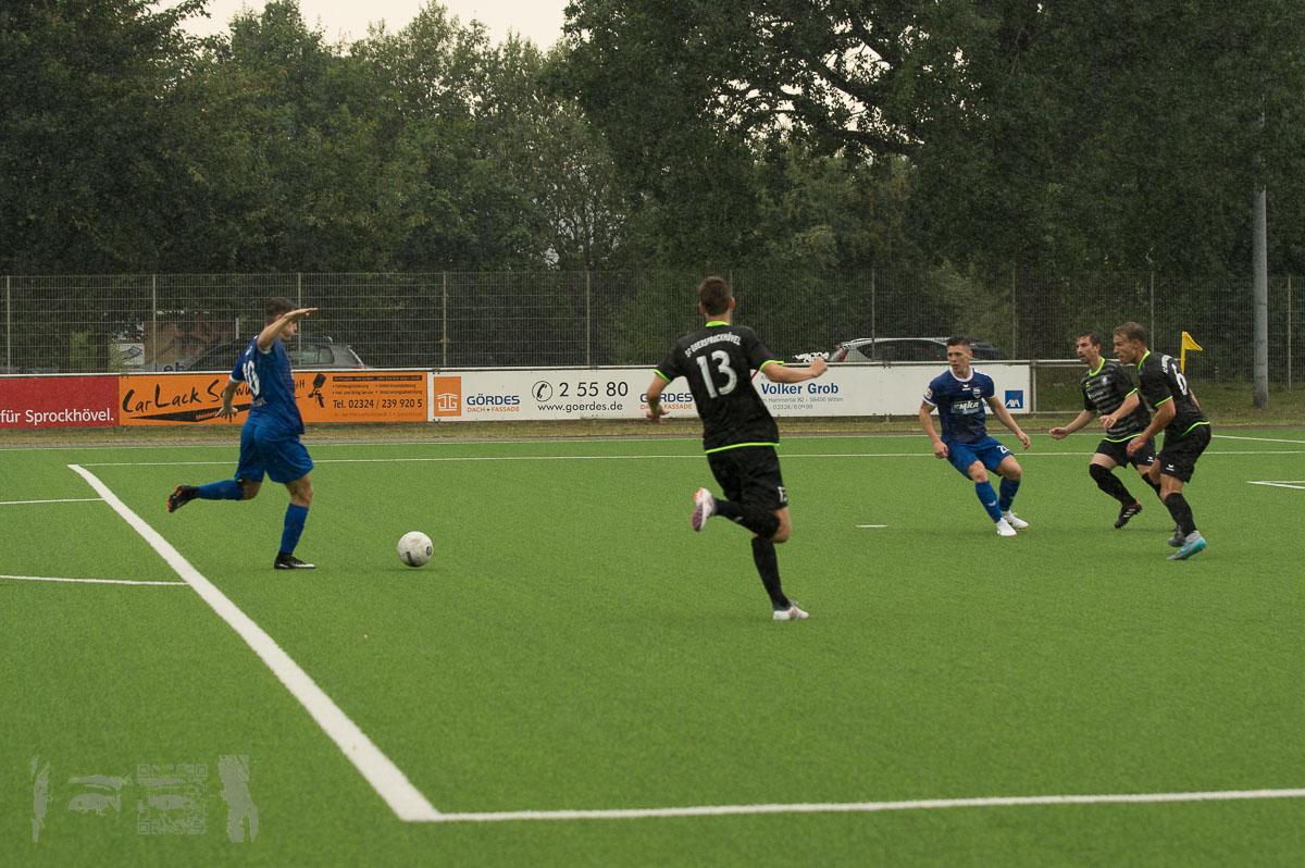 SC Obersprockhövel - TSG Sprockhövel 0:2