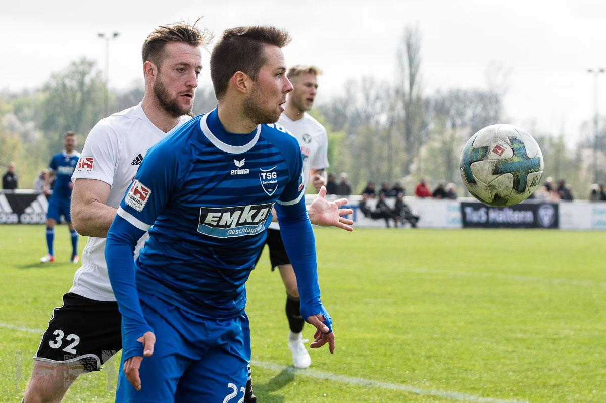TuS Haltern - TSG Sprockhövel 1:0, Oberliga Westfalen, Saison 18-19